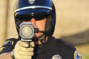 K40 Police Radar