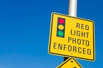 K40 Red Light Camera (RLC) Alerts